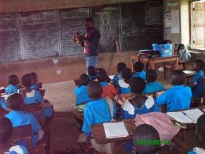 Government school Batibo(NWP Cmr)